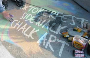 Cleveland Museum of Art - Sidewalk Chalk Artists