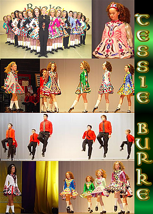 Tessie Burke School of Irish Dance