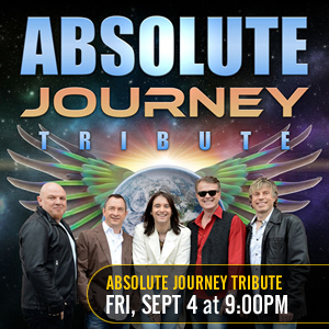 Absolute Journey - Journey Tribute Band