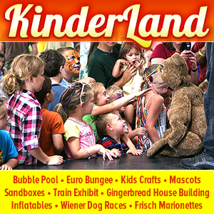 KinderLand Kids Area