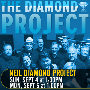 The Diamond Project Neil Diamond Tribute Band