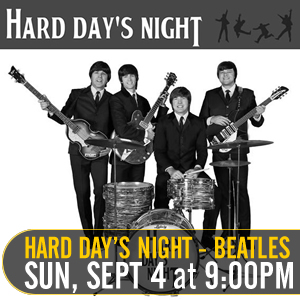 Hard Day's Night Beatles Tribute Band