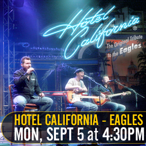 Hotel California Eagles Tribute Band