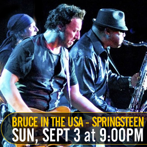 Bruce in the USA Bruce Springsteen Tribute