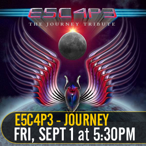 E5C4P3 - Journey Tribute Band