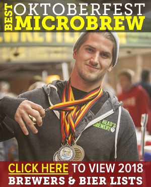 Best Oktoberfest Microbrew Competition