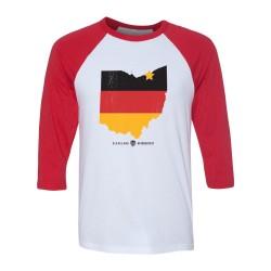 German Ohio Baseball Jersey