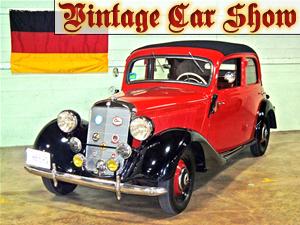 Vintage & Antique Car Show - Cleveland OktoberfestCleveland