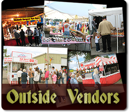 Oktoberfest Outside Vendors