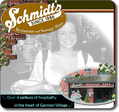 Schmidt's Restaurant & Sausage Haus of Columbus Ohio