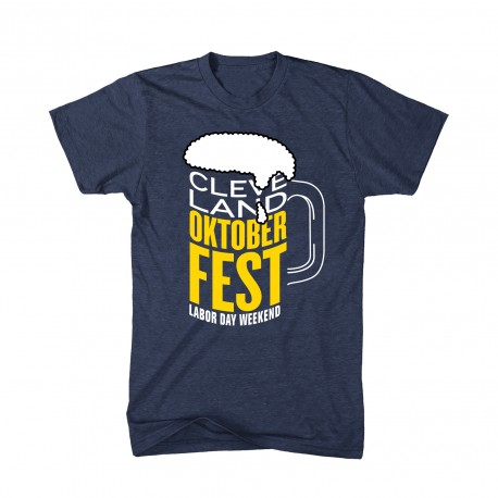 Oktoberfest Mug T-Shirt