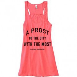 """A Prost to the City with the Most"" Tank Top"