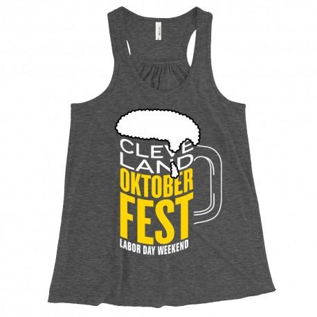 Cleveland Oktoberfest Mug Tank Top
