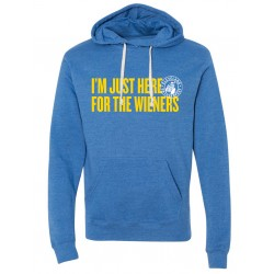 """""""I'm Just Here for the Wieners"""" Hoodie"""