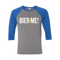 """Bier Me"" Baseball Jersey"