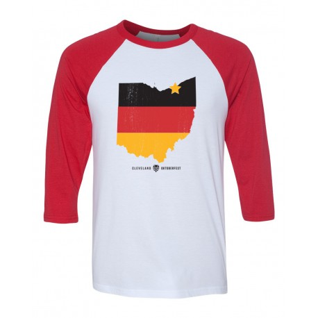 German Ohio Baseball Jersey