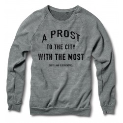 """A Prost to the City with the Most"" Crewneck"