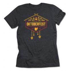 Oktoberfest Cuckoo Clock T-Shirt