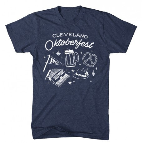 Oktoberfest Collage T-Shirt