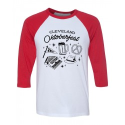 """Oktoberfest Collage"" Baseball Jersey"