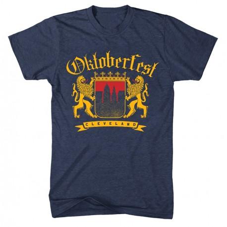 Oktoberfest Crest T-Shirt