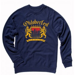 """Oktoberfest Crest"" Crewneck"
