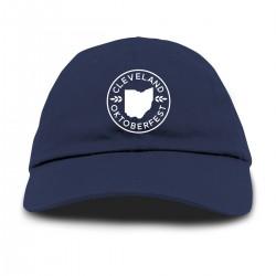 Cleveland Oktoberfest Dad Hat Baseball Cap