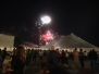 2017 Keg Tapping, Midway, Fireworks