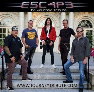E5C4P3 Journey Tribute